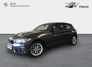 Vente BMW Série 1 116dA 116ch Sport 3p Occasion