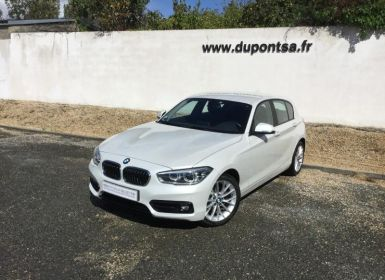 Achat BMW Série 1 116dA 116ch Sport 5p Occasion