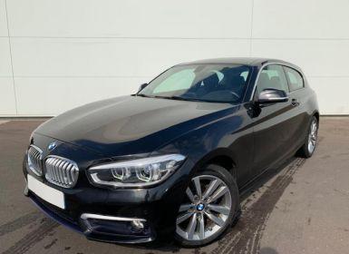 Vente BMW Série 1 116dA 116ch UrbanChic 3p Occasion