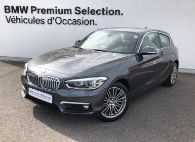 Vente BMW Série 1 116dA 116ch UrbanChic 3p Euro6c Occasion