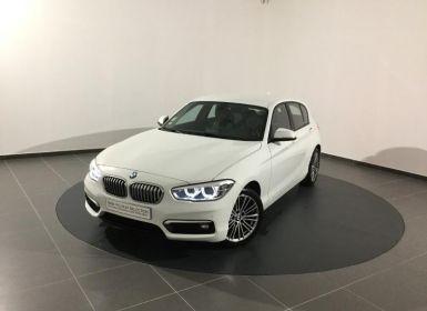 Vente BMW Série 1 116dA 116ch UrbanChic 5p Occasion