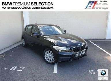 Achat BMW Série 1 116i 109ch Lounge 5p Occasion