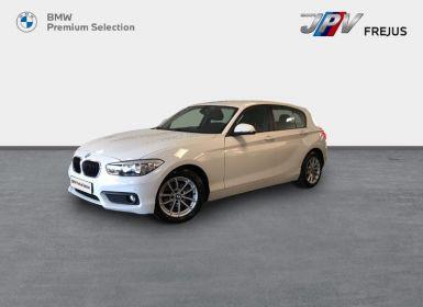 Vente BMW Série 1 116i 109ch Lounge 5p Occasion
