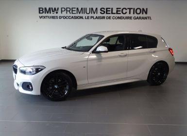 Vente BMW Série 1 116i 109ch M Sport 5p Occasion