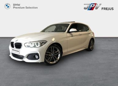 Achat BMW Série 1 116i 109ch M Sport 5p Occasion