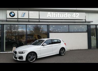 Vente BMW Série 1 116i 109ch M Sport 5p Euro6d-T Occasion