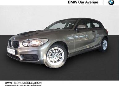 Achat BMW Série 1 116i 109ch Premiere 3p Occasion