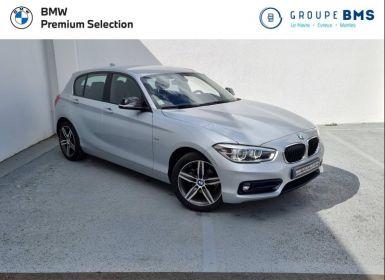 Achat BMW Série 1 116i 109ch Sport 5p Occasion