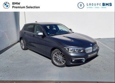 Vente BMW Série 1 116i 109ch UrbanChic 5p Occasion