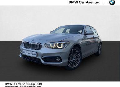 Vente BMW Série 1 116i 109ch UrbanChic 5p Euro6d-T Occasion