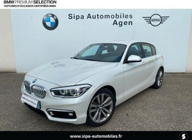 Vente BMW Série 1 118 118dA 150ch UrbanChic 5p Euro6d-T Occasion