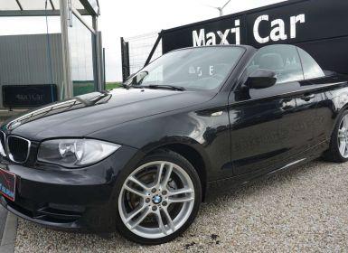 Vente BMW Série 1 118 d Cabrio - Pack Sport - EURO 5 - Garantie - Occasion