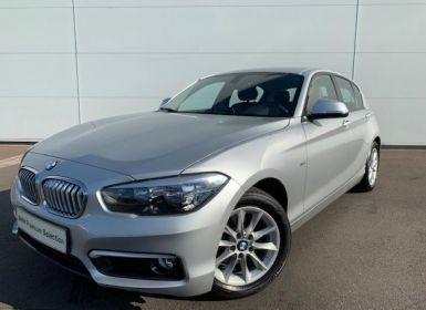 Vente BMW Série 1 118d 150ch Business 5p Occasion