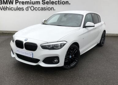 Vente BMW Série 1 118d 150ch M Sport Occasion