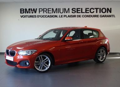 Vente BMW Série 1 118d 150ch M Sport 5p Occasion