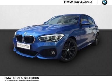 Achat BMW Série 1 118d 150ch M Sport 5p Occasion
