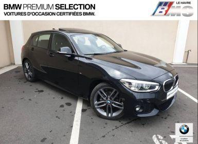 Acheter BMW Série 1 118d 150ch M Sport 5p Euro6c Occasion