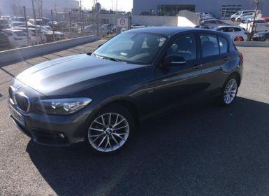 Achat BMW Série 1 118d 150ch Sport 5p Occasion