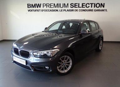 Vente BMW Série 1 118d xDrive 150ch Lounge 5p Occasion