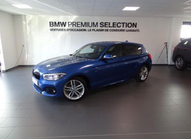 Achat BMW Série 1 118d xDrive 150ch M Sport 5p Occasion
