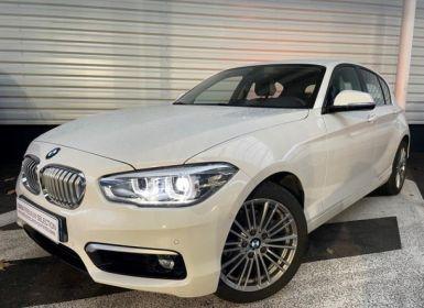 Achat BMW Série 1 118d xDrive 150ch UrbanChic 5p Occasion