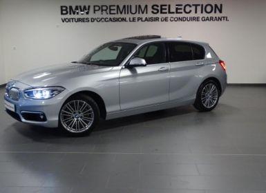 Vente BMW Série 1 118d xDrive 150ch UrbanChic 5p Occasion
