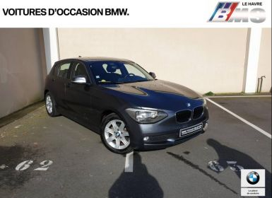 Vente BMW Série 1 118dA 143ch Lounge 5p Occasion