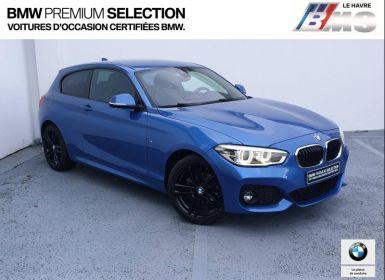 Achat BMW Série 1 118dA 150ch M Sport 3p Occasion