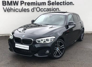 Achat BMW Série 1 118dA 150ch M Sport 5p Occasion