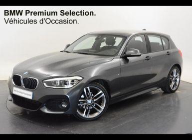 Vente BMW Série 1 118dA 150ch M Sport 5p Euro6c Occasion