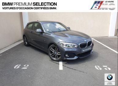 Vente BMW Série 1 118dA 150ch M Sport Ultimate 3p Euro6d-T Occasion