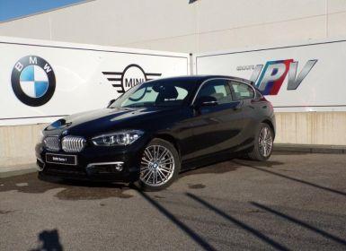 BMW Série 1 118dA 150ch UrbanChic 3p