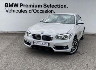 Vente BMW Série 1 118dA 150ch UrbanChic 3p Euro6c Occasion