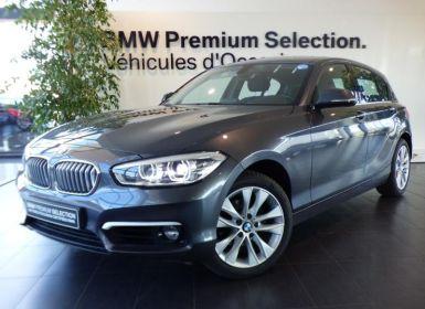 BMW Série 1 118dA 150ch UrbanChic 5p