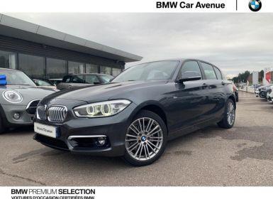 Vente BMW Série 1 118dA 150ch UrbanChic 5p Euro6c Occasion