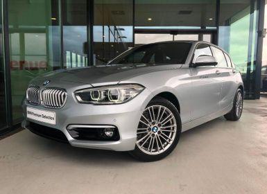 BMW Série 1 118dA 150ch UrbanChic 5p Euro6d-T Occasion