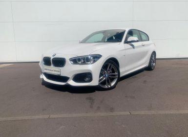 Achat BMW Série 1 118i 136ch M Sport 3p Occasion