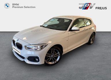 Vente BMW Série 1 118i 136ch M Sport 3p Occasion