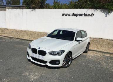 Vente BMW Série 1 118i 136ch M Sport 5p Occasion