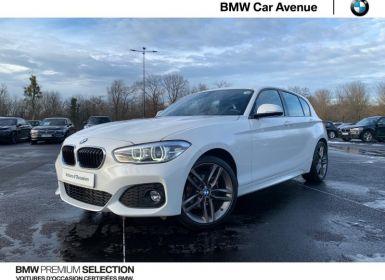 Achat BMW Série 1 118i 136ch M Sport 5p Occasion