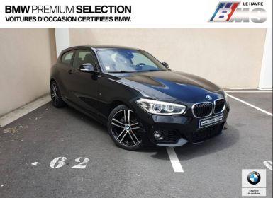 Vente BMW Série 1 118i 136ch M Sport Ultimate 3p Euro6d-T Occasion