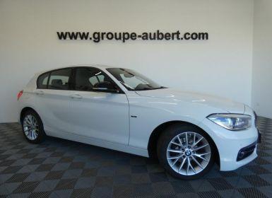 Achat BMW Série 1 118i 136ch Sport 5p Occasion