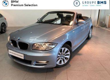 Vente BMW Série 1 118i 143ch Confort Occasion