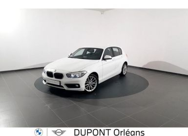Achat BMW Série 1 118iA 136ch Lounge 5p Occasion