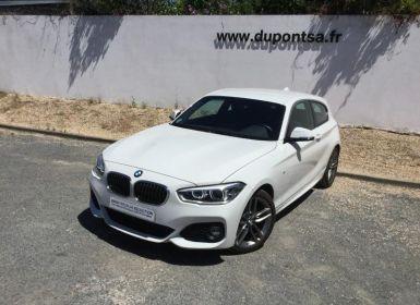 Vente BMW Série 1 118iA 136ch M Sport 3p Occasion