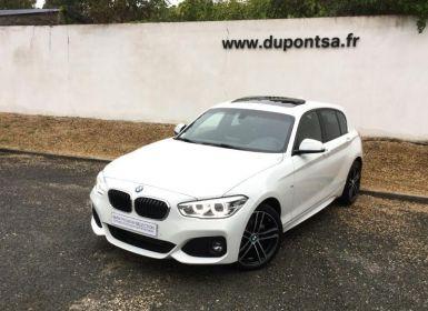 Achat BMW Série 1 118iA 136ch M Sport 5p Occasion