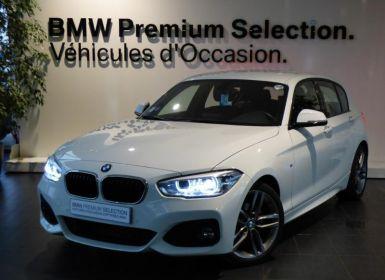 Vente BMW Série 1 118iA 136ch M Sport 5p Occasion