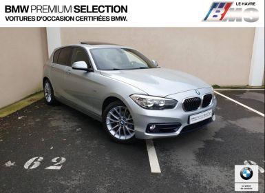 Achat BMW Série 1 118iA 136ch Sport 5p Occasion