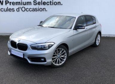 Vente BMW Série 1 118iA 136ch Sport 5p Euro6d-T Occasion