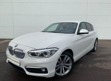 Achat BMW Série 1 118iA 136ch UrbanChic 5p Occasion